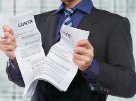 risoluzione contratto