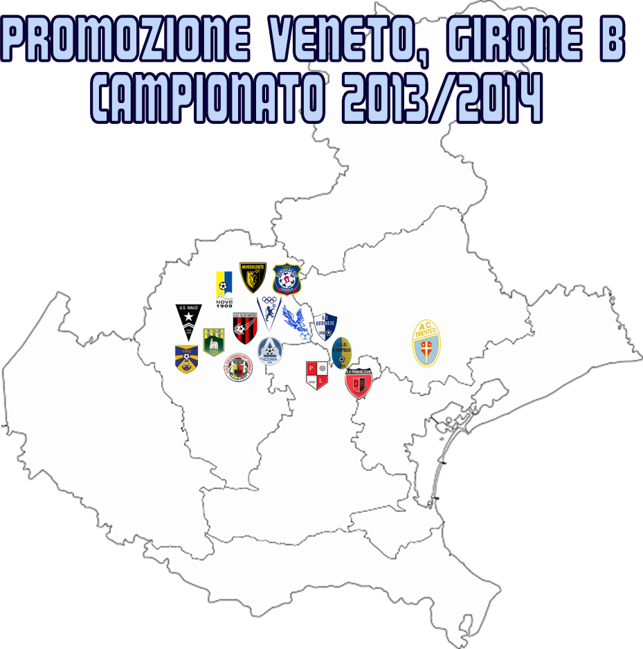 Cartina Promozione 2013-2014