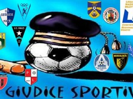 Giudice sportivo Promozione Veneto, girone B 2013-2014