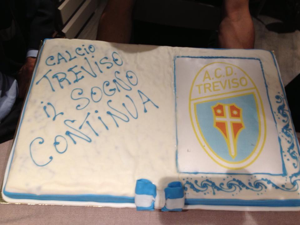 Torta A.c.d. Treviso