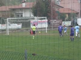 Campigo-Treviso 0-1, rigore Livotto