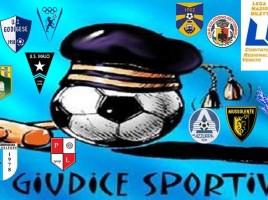 Giudice sportivo Promozione Veneto, girone B 2013-2014 bis