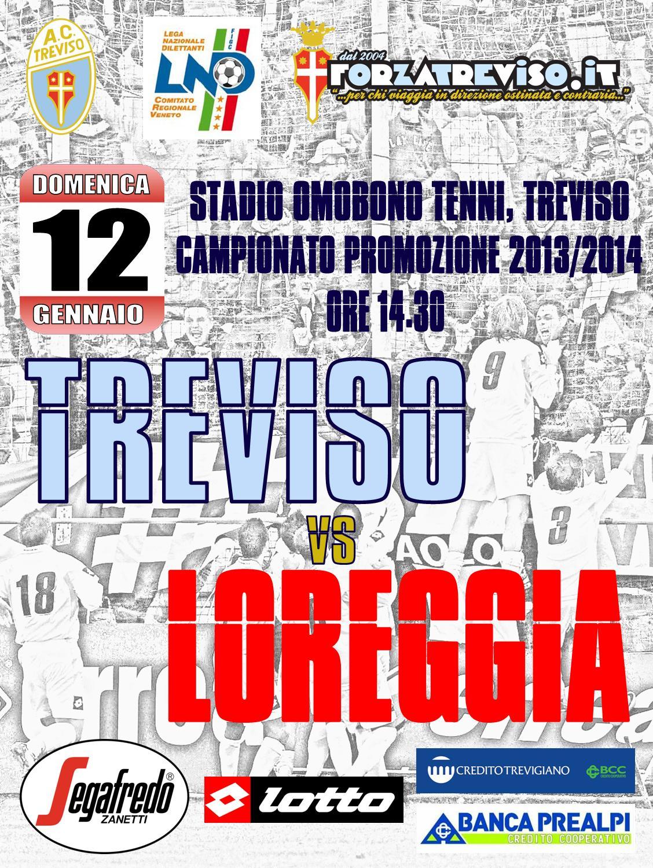 Treviso-Loreggia locandina