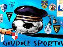 Giudice sportivo Promozione Veneto, girone B 2013-2014 definitiva