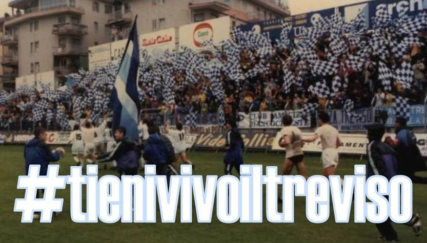 12 Maggio 1996, Serie C2: Treviso-Imola 1-1, biancocelesti promosso in Serie C1