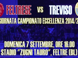 Locandina Feltrese-Treviso