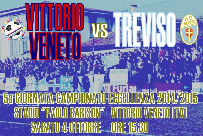 Locandina Vittorio Veneto-Treviso