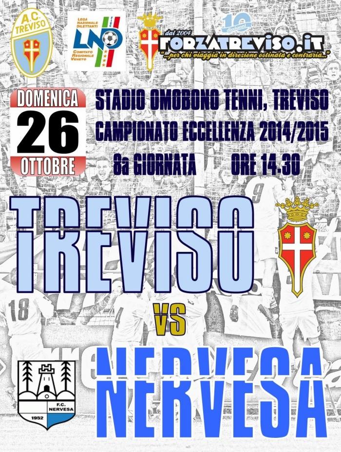 Locandina Treviso-Nervesa