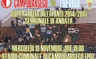 Locandina Campodarsego-Treviso