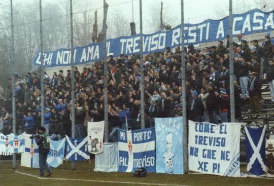 Treviso curva storica