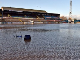 Carlisle-pitch-still-flooded
