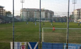 Treviso-Union QDP (20 novembre 2016) live1 - Gol di Ricci