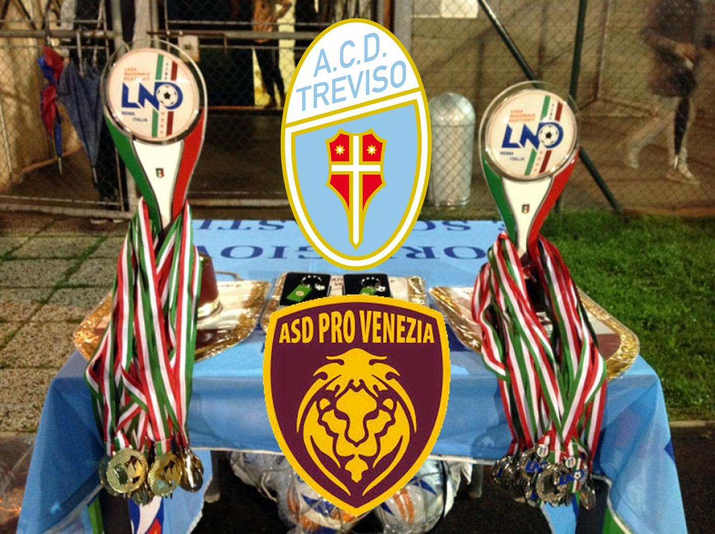 """Il Treviso """"ritrova"""" il Pro Venezia"""
