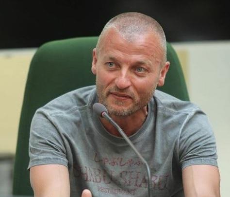 Alex Visentin, l'allenatore biancorosso