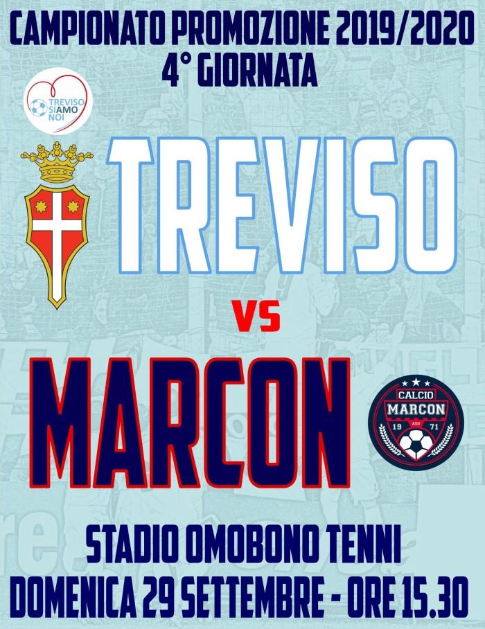 treviso-marcon-4-giornata-promozione-2019-2020