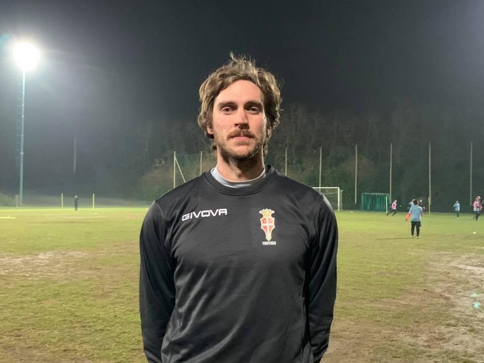 Fabio Lebran, ultimo acquisto del Treviso