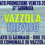 Vazzola-Treviso locandina