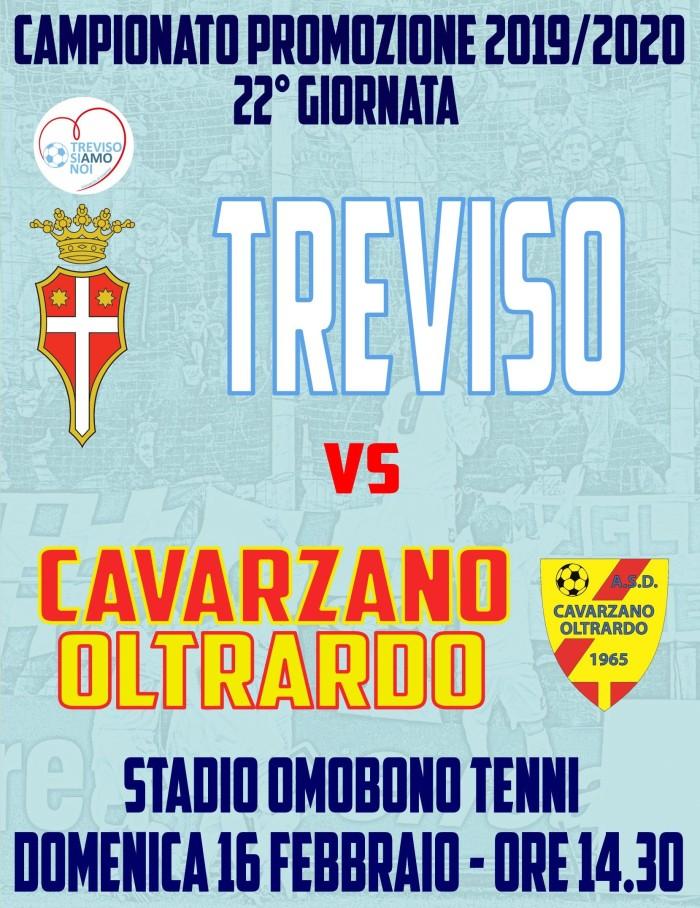 Treviso-Cavarzano Oltrardo locandina