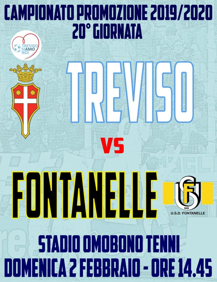 Treviso-Fontanelle locandina