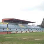 Stadio Pizzolon a Ponzano Veneto tribuna