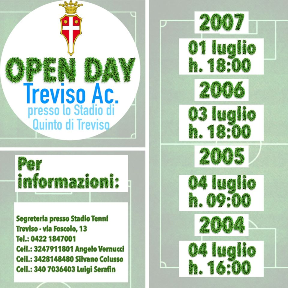 TREVISO OPEN DAY