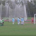 Azione rigore 1-0 e Roveretto a terra