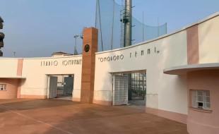 Stadio Tenni esterno