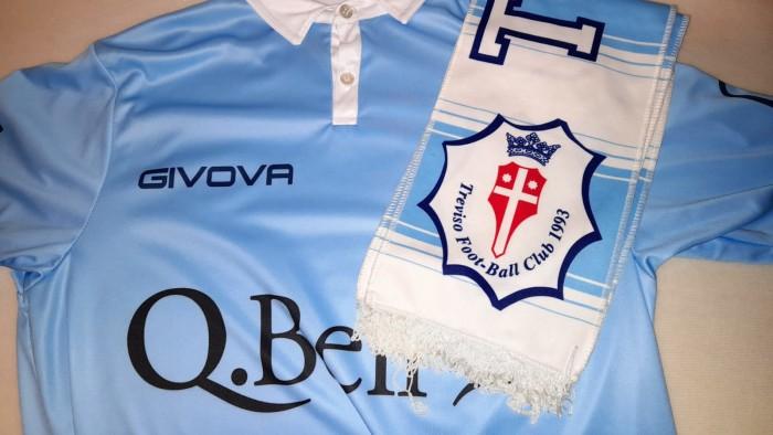 Treviso Fbc 1993 maglia sciarpa